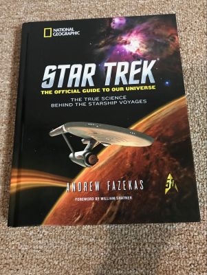 National Geographic's Star Trek The Officia...