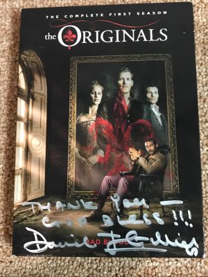 The Originals Complete First Season DVD Col...