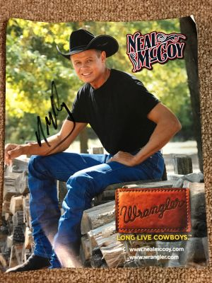 Photo of Neal McCoy - Autographed