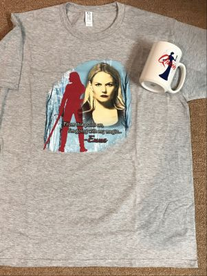 Once Upon A Time Swag Set 2 -   T-Shirt: fr...