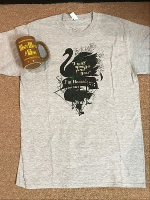 Once Upon A Time Swag Set 4 - T-Shirt: I wi...