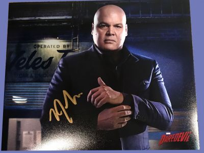 Daredevil: Signed Photo of Vincent D'Onofri...
