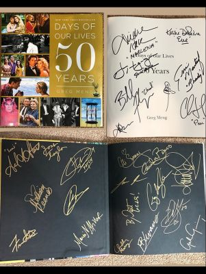 Days of Our Lives 50th Anniversary Book - S...