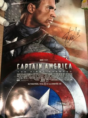 Captain America The First Avenger Double Si...