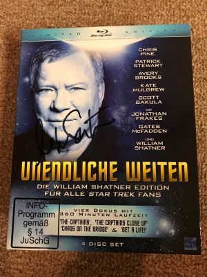 German Ltd Edition Blu-Ray Collection Signe...