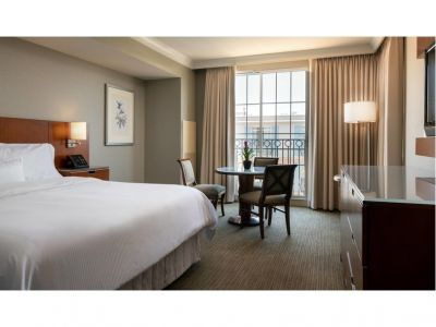 One night stay at the Westin Palo Alto