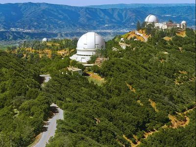 Guided Tour of the Lick Observatory on 6/10/18