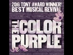 Two Tickets to The Color Purple