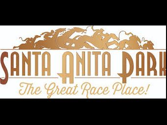 Santa Anita Park - Club House passes for 4 ...