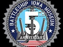 Battleship Iowa - 4 Tickets