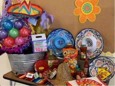 Mrs. Wolfson's Cinco de Mayo Basket