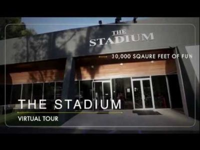 The Stadium - 2 Games of Laser Tag for up t...