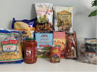 Trader Joe's Favorites Basket