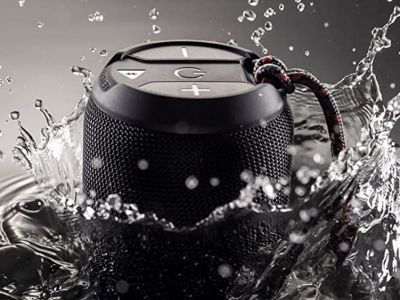 Speaker - Portable & Water Proof!  BRV-Mini Rugg...
