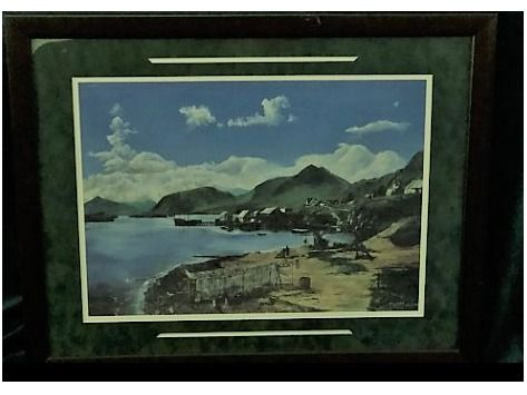 ''Kodiak 1912'' Framed Print by Rick Salmine