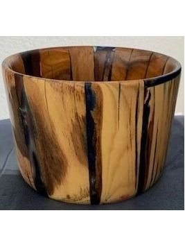 Wooden Bowl by Mike Steelman
