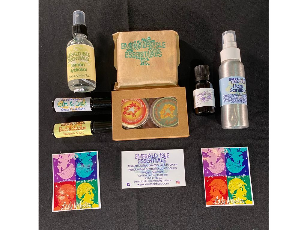 Gift Package of Essential Oils by Emerald Isle Essentials