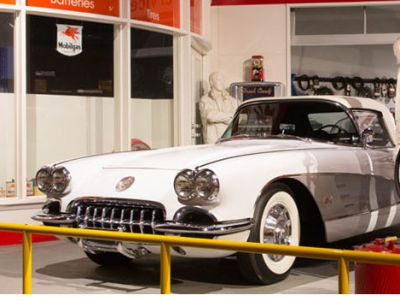 National Corvette Museum Tickets for Two