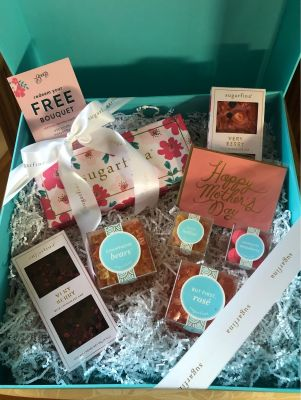 Mother's Day Gift Basket by Sugarfina