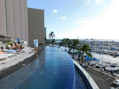 Prince Waikiki Hotel 2 Night Ocean Front Room with Breakfast Buffet