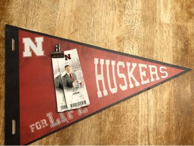 4 Tickets to Husker Opening Football Game & Parking