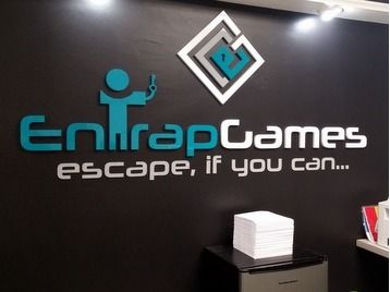 Escape!   Entrap Games & Cheesecake Factory