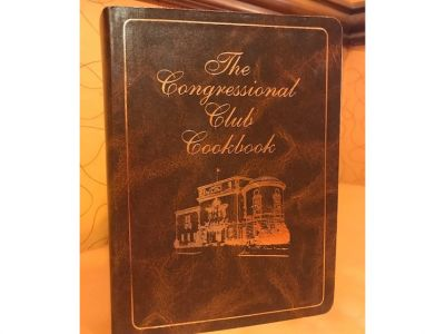 The Congressional Club Cookbook