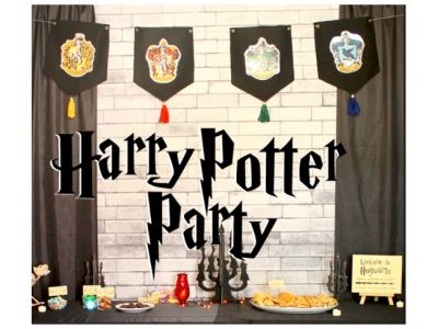Calling all Potterheads: Harry Potter Party...