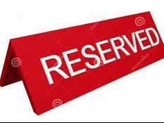 West Elementary School - Reserved Seating f...