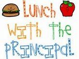 Sanborn Elementary School - Lunch with the ...