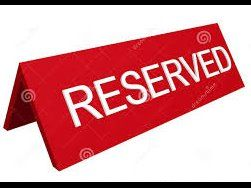 Reserved Seating for Andover High School Gr...