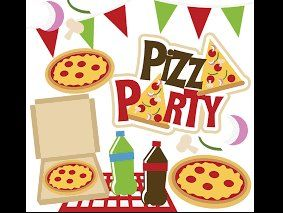 West Middle School - Pizza Party!