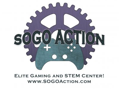 SOGO Action - 8 Person Gaming Birthday Part...