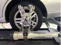 One Wheel Alignment at Sierra Nevada Tire & Wheel