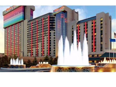 One Night Stay At Atlantis Casino Resort Spa