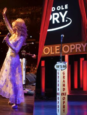 Two Tickets to an Opry Show + Two Post-Show Tours