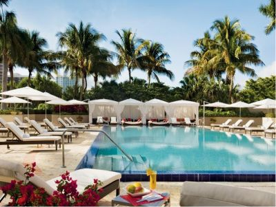 2021 Weekend Getaway at the Ritz Carlton Miami