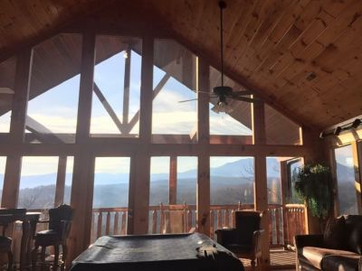 Love on Music Mountain Cabin stay