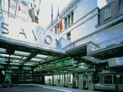 Stay at the Most Iconic London Hotel - The Savoy (London, England)