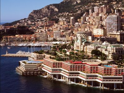 Bask in the Glory of The French Riviera (Monte Carlo, Monaco)