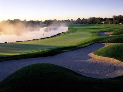 Golf Where the Pros Golf (Orlando, Florida)