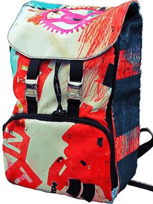 Sincerity Inside Backpack