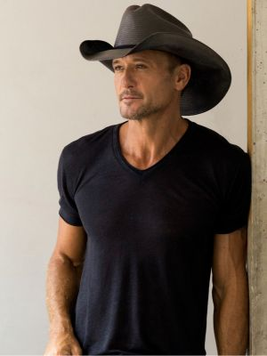 Tim McGraw in Concert Rodeo Houston 2019