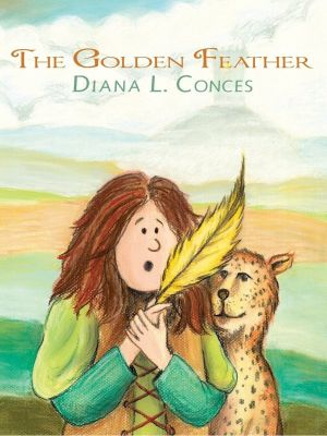 ''The Golden Feather'' by Diana Conces