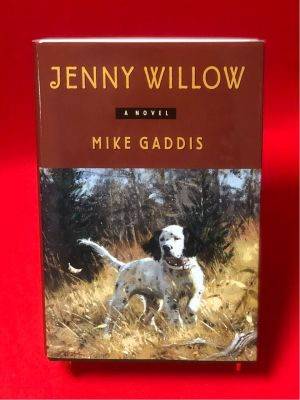 Jenny Willow, a Novel by Mike Gaddis