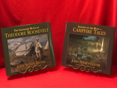 Legends of the Hunt Package-2 books by John...