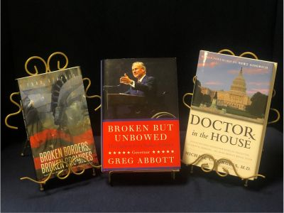 Texas Leaders and Issues: 3 Books About Our...