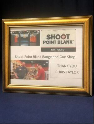 Shoot Point Blank Gift Card
