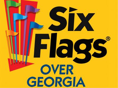 2 tickets to Six Flags over Georgia