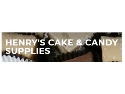 $25 Gift Certificate - Henry's Cake & Candies